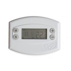Termostato wifi y control calefacci n con movil y aire for Termostato caldera wifi