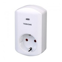 TKB HOME Switch wallplug Z-Wave Schuko from