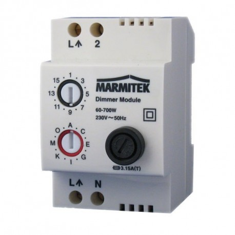 Dimmer X-10 carril DIN Haibrain LD11  (antes Marmitek)