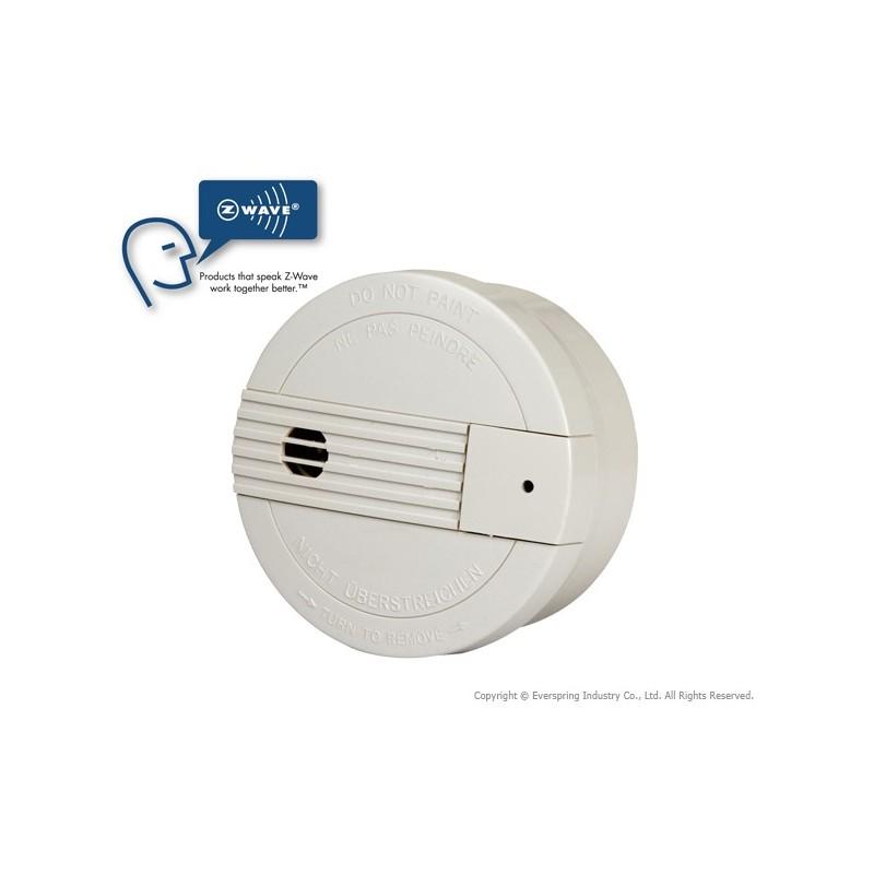 Sensor de humo z wave de everspring sf812 - Sensores de humo ...