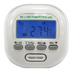 Sensor Z-Wave de Temperatura y Humedad de Everspring