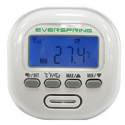 Everspring Z-Wave Temperature and Humidity Sensor