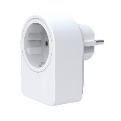 Plugue Aeotec da AeonLabs Inline Smart Energy com medição de consumo