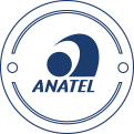 Alarm without Fees - Anatel Certificate