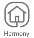 Harmony compatible lock