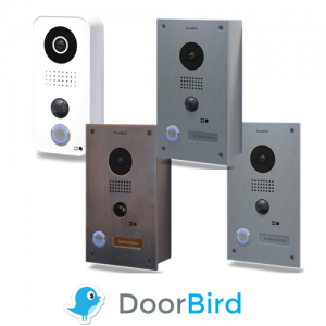 Video door entry IP Dorrbird