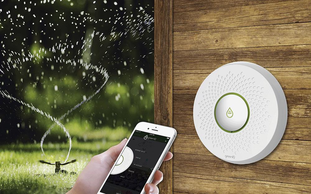 wifi sprinkler controller