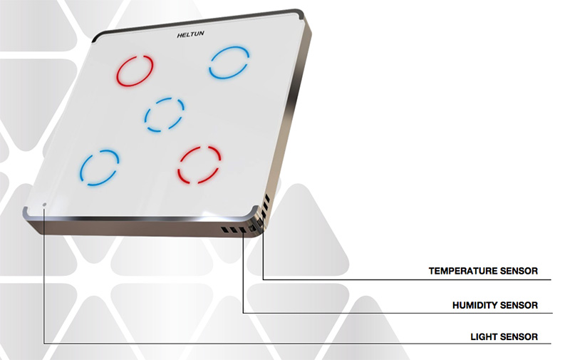 Heltun Sensores y Tactil