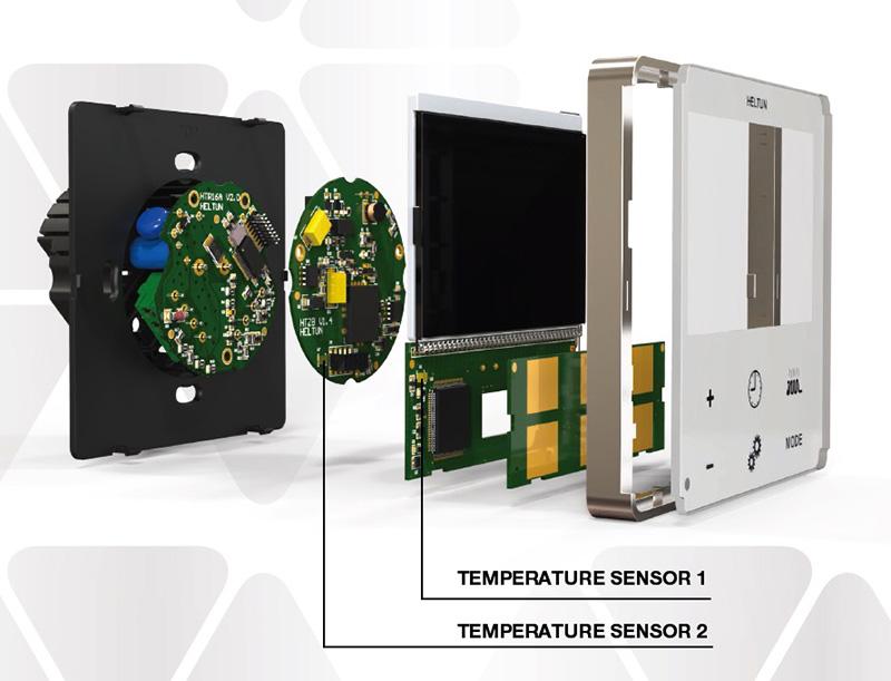 Heltun Thermostat Z-Wave