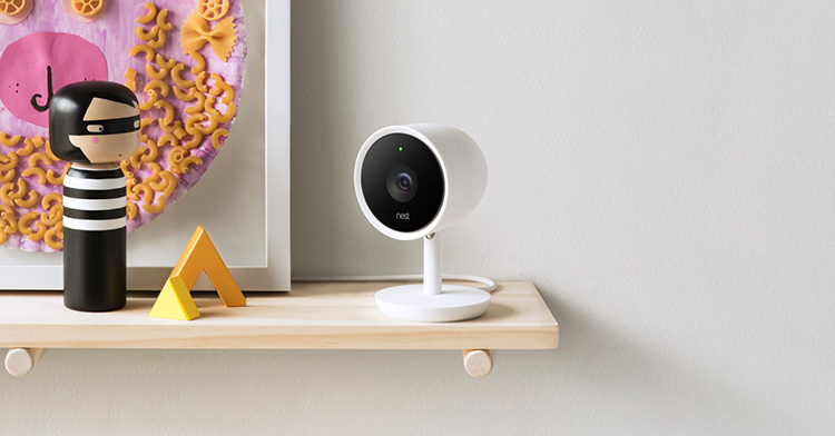 Nest CAM IQ Spain