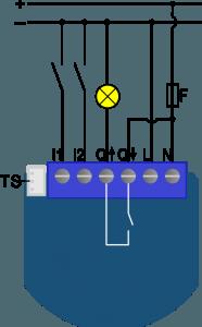flush 1d relay 24vdc