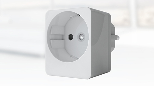 Enchufe Qubino Smart Plug 16A