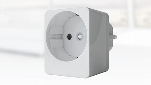 Qubino Smart Plug 16A plug