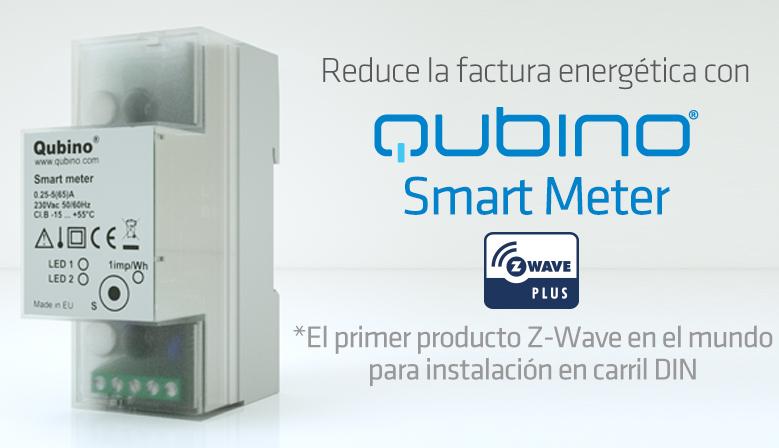Qubino Smart Meter smart consumption meter