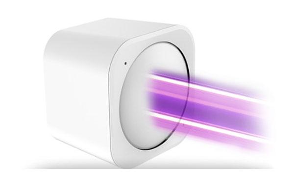 Aeotec Multisensor 6 - sensor ultravioleta