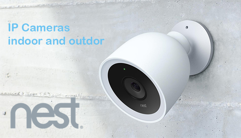 Nest IP Cam outdoor