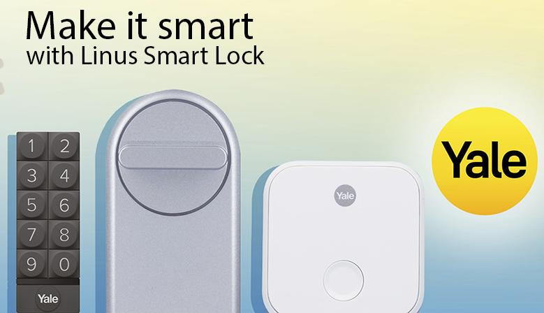 Yale Linus Smart Lock (TM) Cerradura inteligente