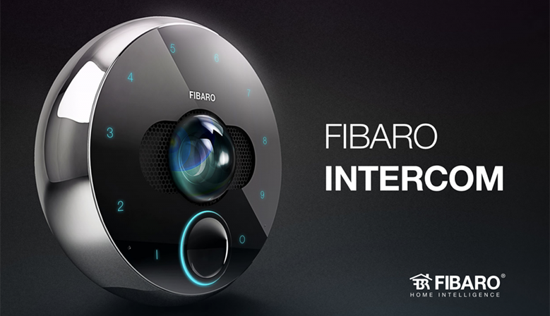 Fibaro Intercom Europe