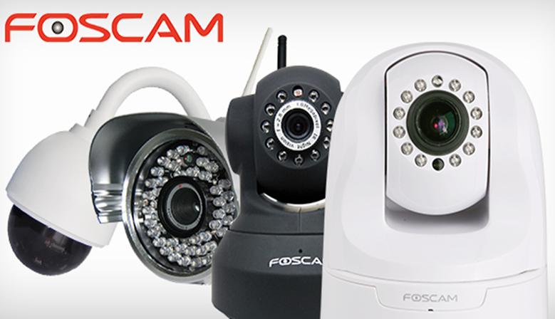 Camaras IP Foscam relacion calidad-precio