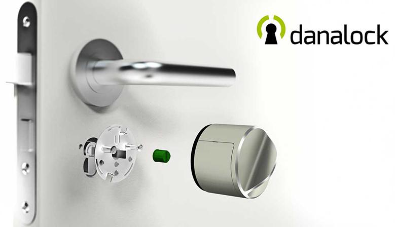 Danalock cerraduras domoticas