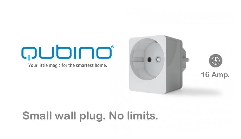 Small wall plug 16 amperes