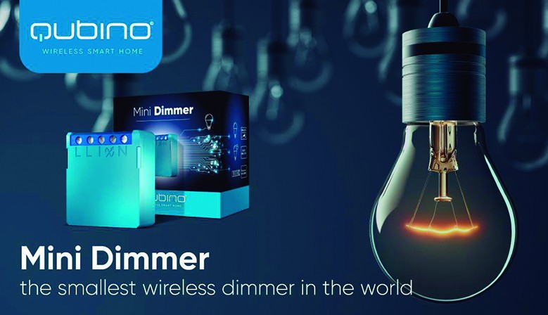 Qubino Mini Dimmer sin Neutro