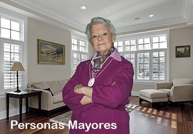 Productos senior para personas mayores de domotica domestica