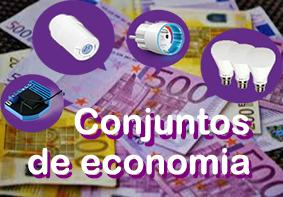 Conjuntos de economia domotica packs