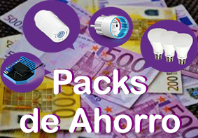Pack de Ahorro Z-Wave Tienda online