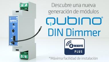 Domótica domestica Z-Wave con QUBINO en España